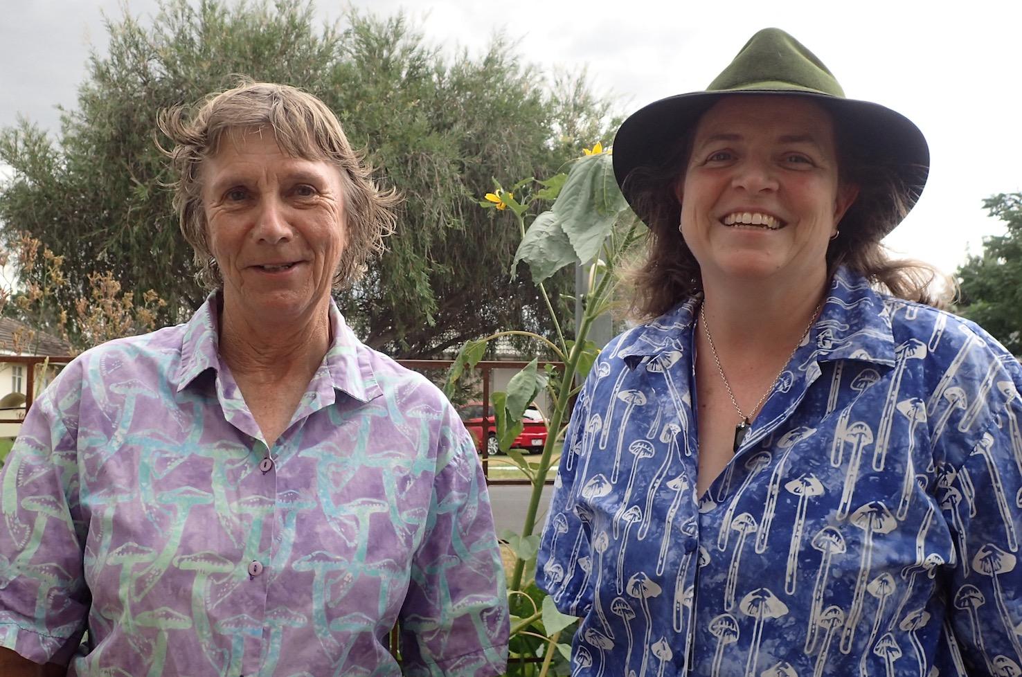 Fungi 4 Land authors